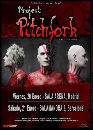 Project Pitchfork Arena (Madrid)