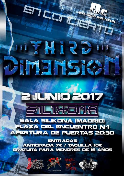 Third Dim3nsion Silikona (Madrid)