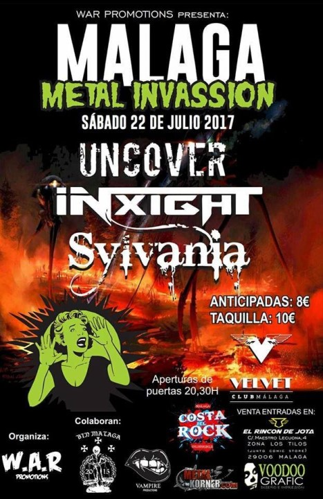 Uncover + Inxight + Salvania