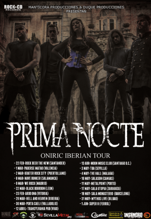Prima Nocte Hell and Heaven (Ribeira)