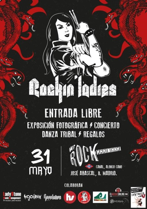 Rockin' Ladies We Rock (Madrid)