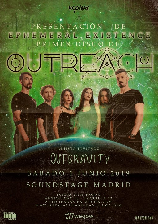 Outreach + Outgravity