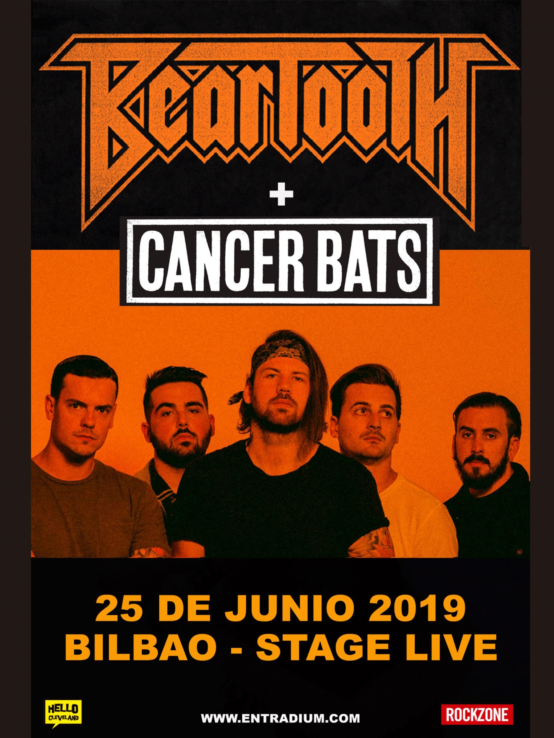 Beartooth + Cancer Bats