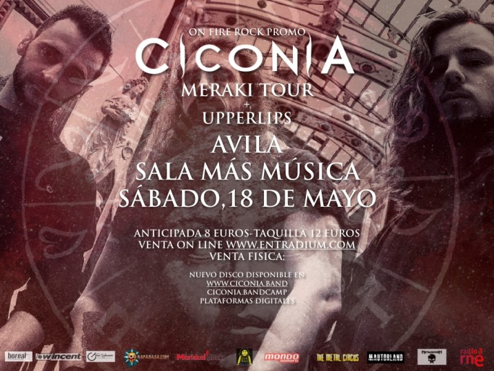 Ciconia + Upperlips