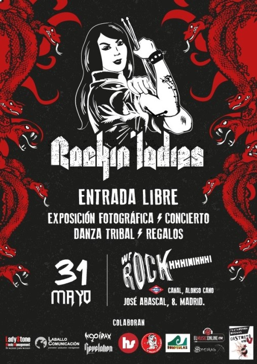 Rockin Ladies We Rock (Madrid)