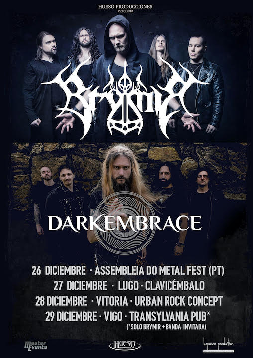 Brymir + Dark Embrace Assembleia Do Metal Fest (Portugal)