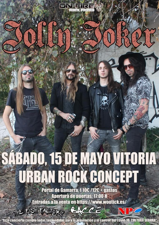 Jolly Joker Urban Rock Concept (Vitoria (Gasteiz))
