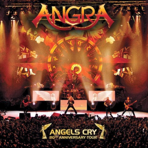 Angra - Angel's Cry: 20th Anniversary Tour