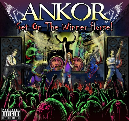 Ankor - Get On The Winner Horse!