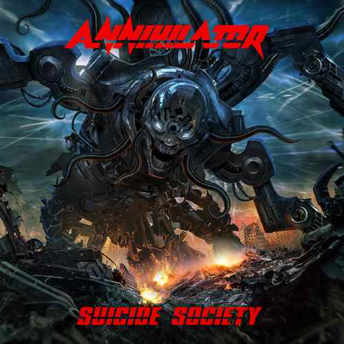 AnnihilatorSuicide Society