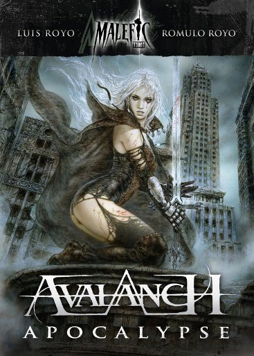 Avalanch - Malefic Time Apocalypse