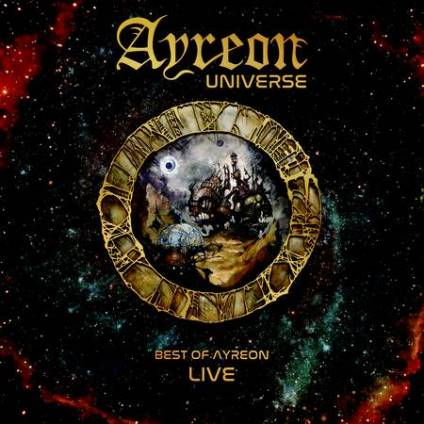 Ayreon - Universe Best Of Ayreon Live
