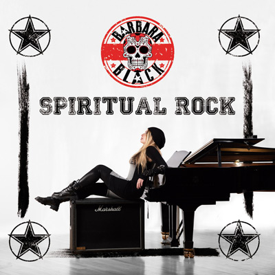 Barbara BlackSpiritual Rock