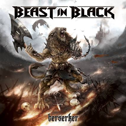 Beast in BlackBerserker
