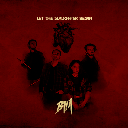 Become the Murderer - Let the Slaughter Begin