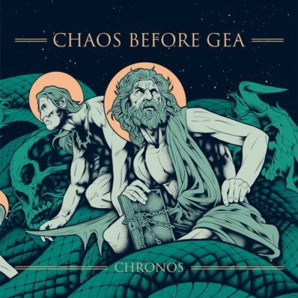 Chaos before Gea - Chronos