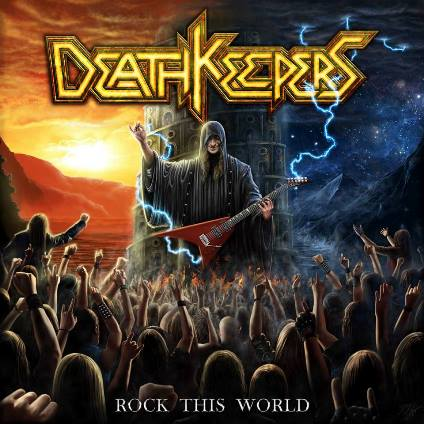Death KeepersRock This World