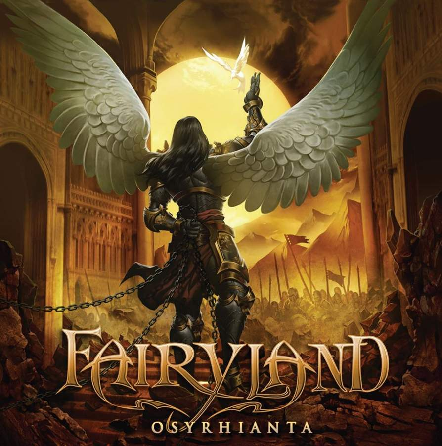 Fairyland - Osyrhianta