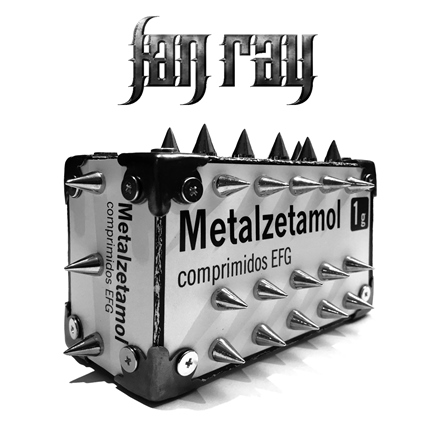 Fan Ray - Metalzetamol