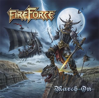 Fireforce - March On