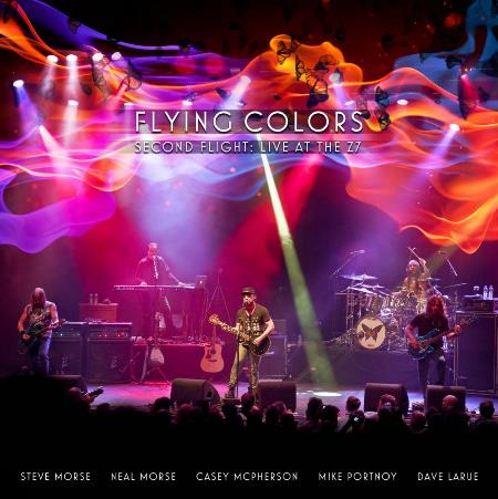 Flying ColorsSecond Flight: Live at the Z7