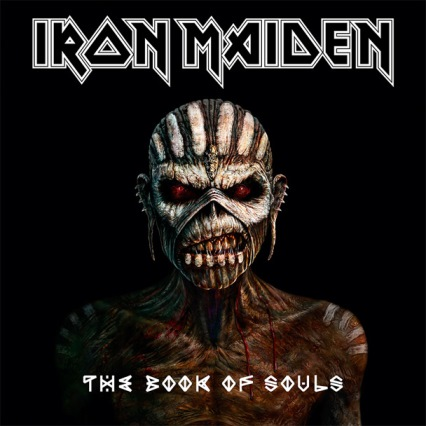 Iron MaidenThe Book of Souls