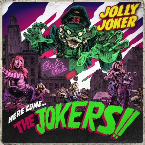 Jolly Joker - Here comes the Jokers!!