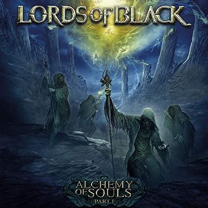 Lords of Black - Alchemy Of Souls, Pt. 1
