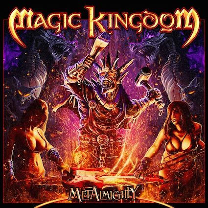Magic KingdomMetalmighty