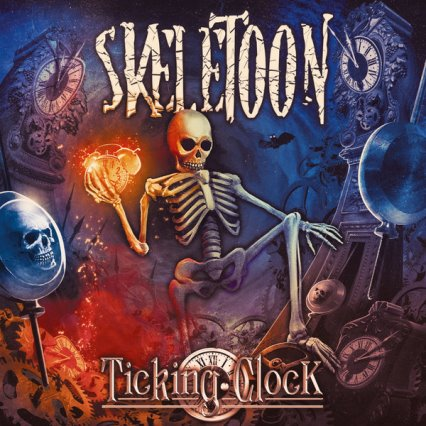 SkeletoonTicking Clock