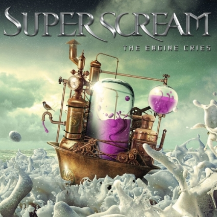 Superscream - The Engine Cries