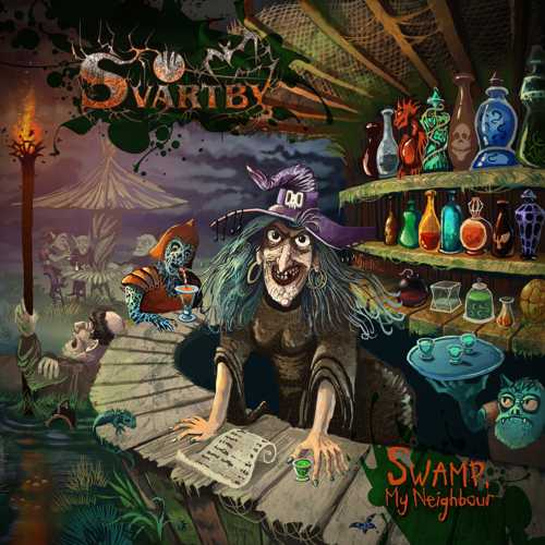 SvartbySwamp, My Neighbour