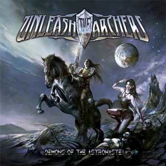 Unleash The Archers - Demons of the AstroWaste