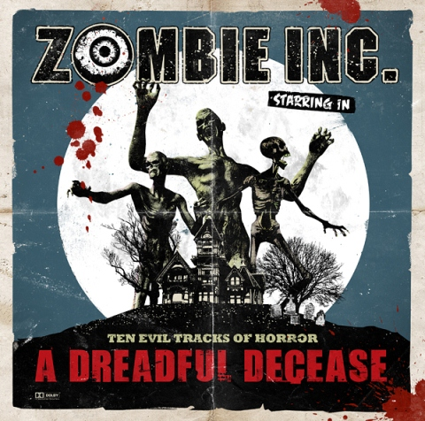 Zombie INCA Dreadful Decease
