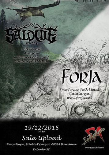 Forja + Salduie - 19/12/2015 Upload (Bcn)