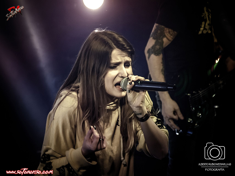 Somas Cure + Ankor + Morphium - 13/01/2018 - Cool Stage (Madrid)