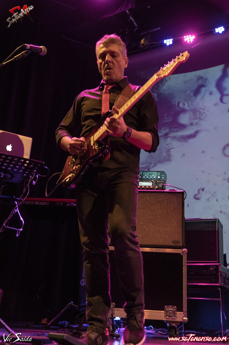 On the Raw + Dry River - 27/10/2018 - Auditori Calabria 66 (Bcn)