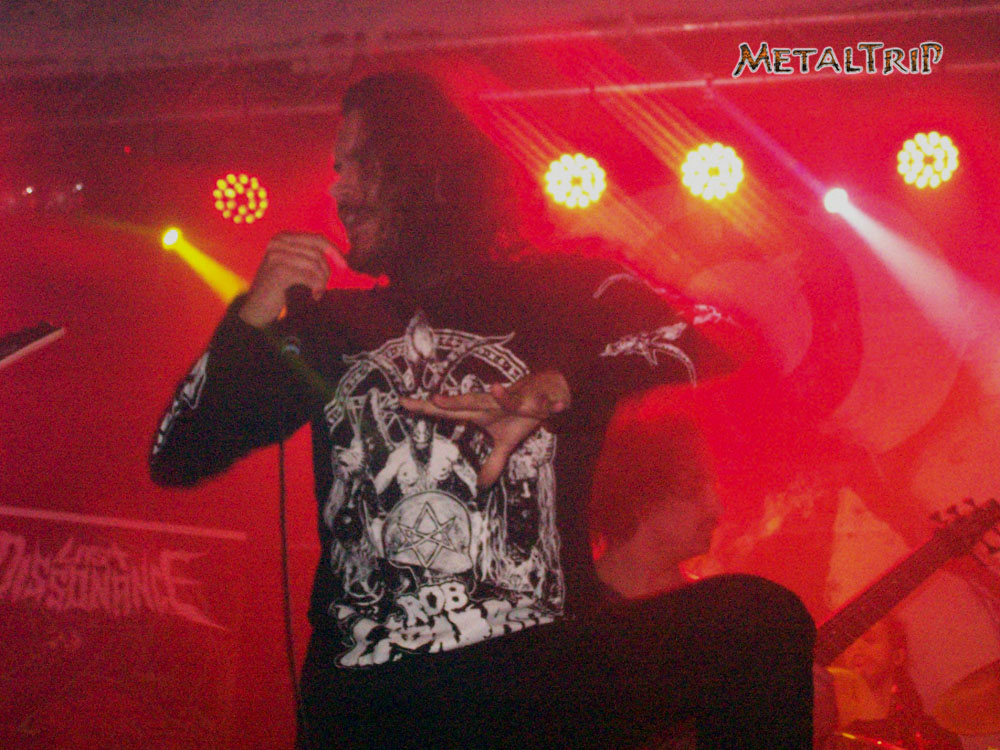 Insight After Doomsday + Debone + Last Dissonance – 25/01/2019 - Sala Bóveda (Bcn)