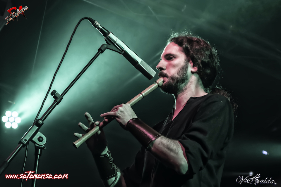 Daeria + Drakum + Orion Child - 29/02/2020 - Sala La Nau (Bcn)