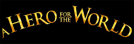 A Hero For The World logo