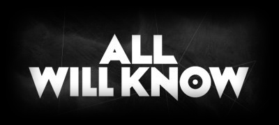 All Will Know logo