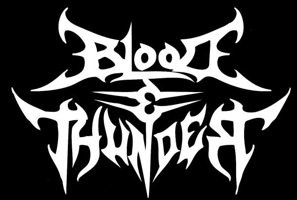 Blood and Thunder logo