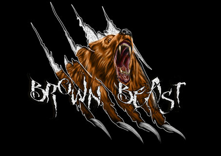 Brown Beast logo