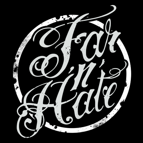 Far'N'Hate logo
