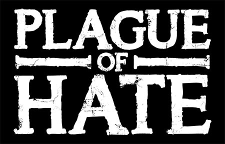 Plague Of Hate logo