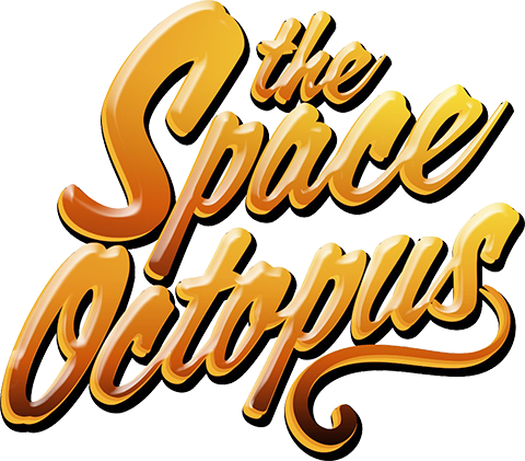 Space Octopus logo