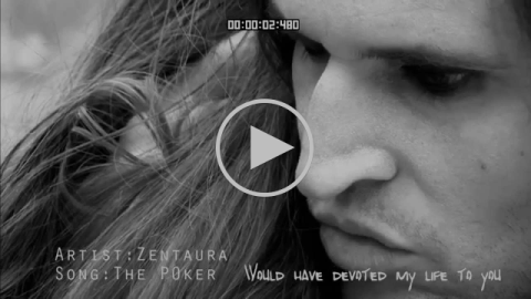 Zentaura llancen el lyric video de The Poker
