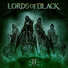 Lords Of Black fichan con Frontiers Music