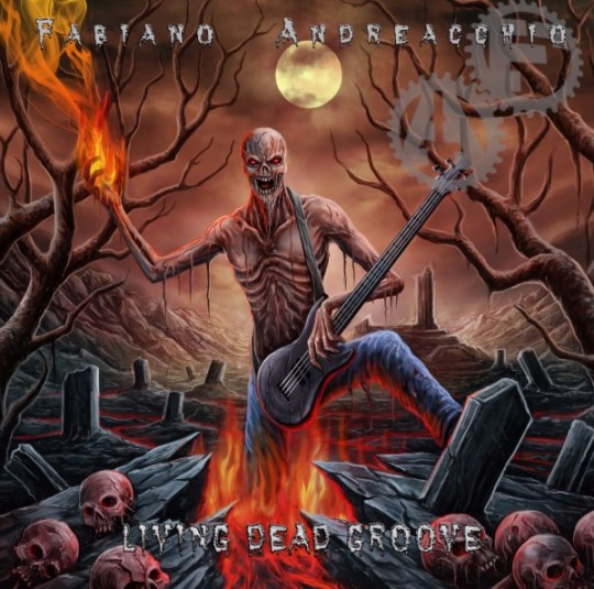 Fabiano Andreacchio and The Atomic Factory Corpses Hill