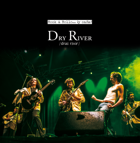 Dry River publica video adelanto de su nuevo DVD